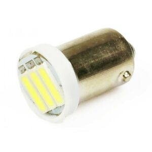 Interlook LED auto žárovka 12V LED BA9S H6W 3SMD7014 1W